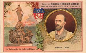 Le Chocolatier Auguste Poulain