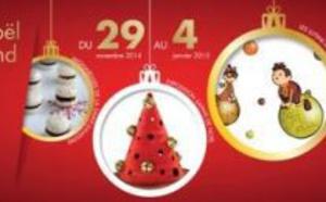 Noël gourmand à la Cité du Chocolat