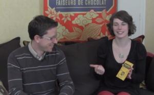 Dégustation avec Klervi Mandon de la tablette de chocolat Dong Nai 72%