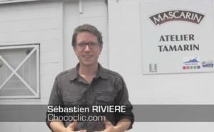 Visite de Mascarin: seule chocolaterie à la réunion
