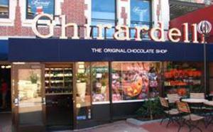 Ghirardelli, chocolatier historique de Californie