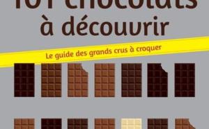 101 chocolats à découvrir de Valentine Tibère