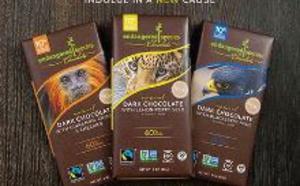 Endangered Species, le chocolat bon pour l'environnement.