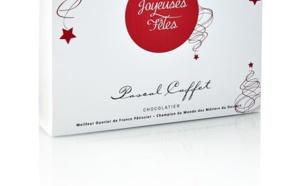 Noël 2015 en Rouge, Blanc & Chocolat chez Pascal Caffet