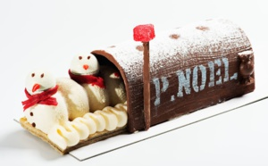 La collection de noël 2015 de la Patisserie-Chocolaterie Au Petit Prince