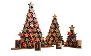 Pluie d'étoiles pour Noël !