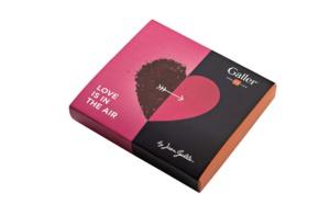 Les Créations de Jean Galler pour la St Valentin: Les Electrons