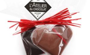 Les créations des grands chocolatier pour la St Valentin 2016- partie 1