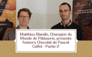 L'histoire du Gâteau Las Vegas de Pascal Caffet