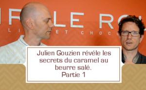 Julien Gouzien révèle les secrets du caramel au beurre salé