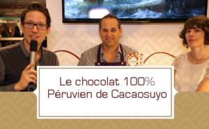 Le cacao 100% Péruvien de Cacaosuyo