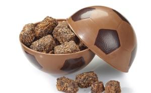 Des chocolats sportifs pour fêter les papas
