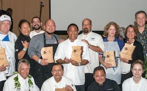 Les gagnants 2016 du Big Island Chocolate Festival