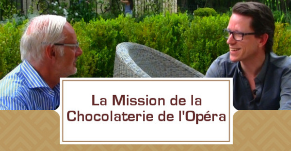 [VIDEO] La Mission de la Chocolaterie de l'Opéra
