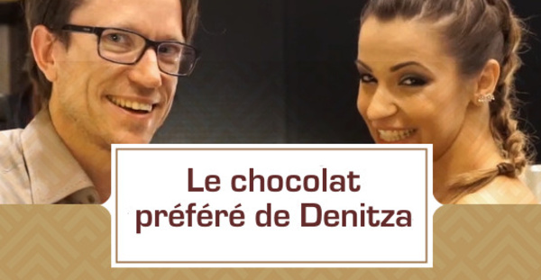 [VIDEO] Le chocolat préféré de Denitsa