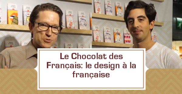 [VIDEO] Le Chocolat des Français: le design à la française