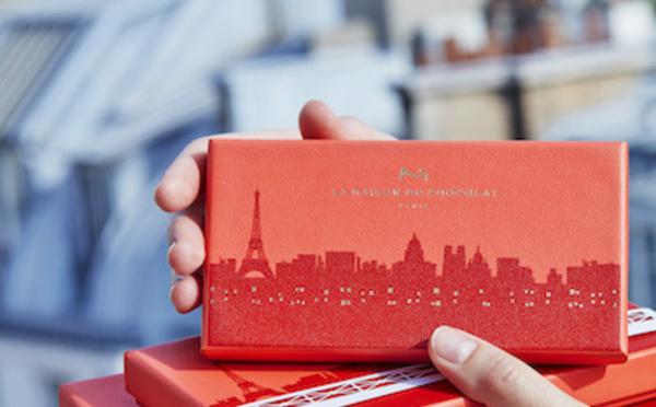 La Saint Valentin présentée par la Maison du Chocolat…