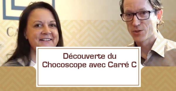 [VIDEO] Découverte du Chocoscope avec Carré C