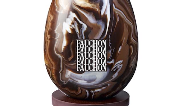 Henri Le Roux et Fauchon fêtent les œufs