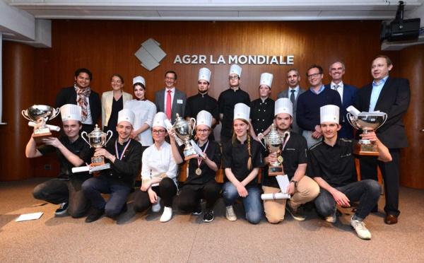 Les résultats de la Coupe de France des Jeunes Chocolatiers Confiseurs…