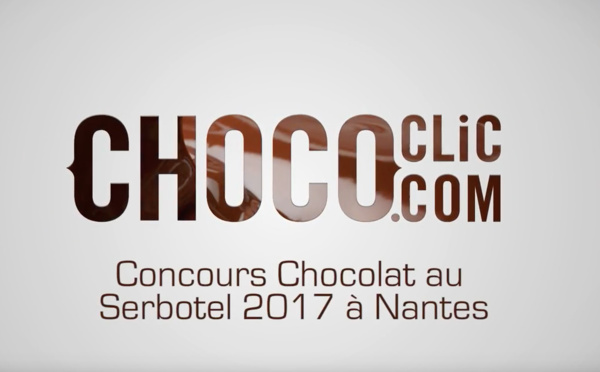 [VIDEO] Le Concours Chocolat au Salon Serbotel de Nantes