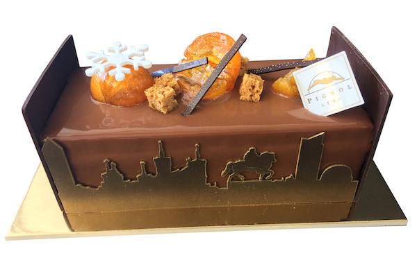 Des créations Lyonnaises pour les fêtes avec la chocolaterie Pignol