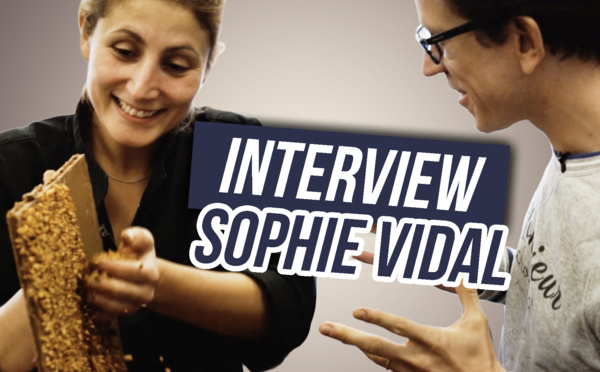 [VIDEO] La passion du chocolat de Sophie Vidal