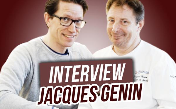 Jacques Genin : ses idées en chocolat les plus folles