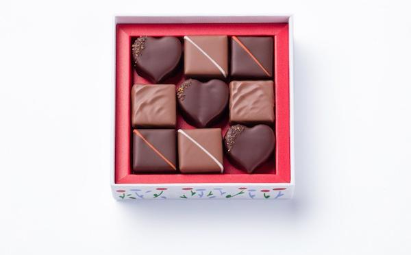 Le Paris amoureux de la Maison du chocolat