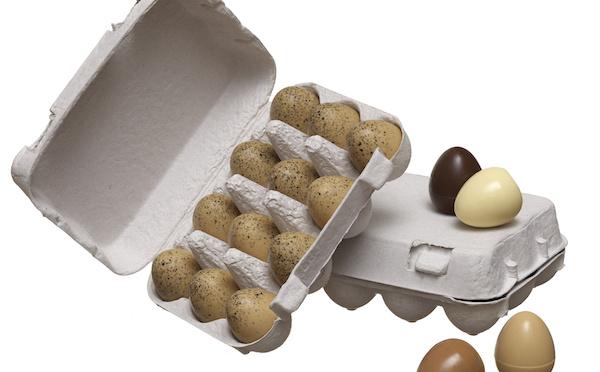 Pâques vu par les chocolatiers Delaveaux et Eclair de Génie