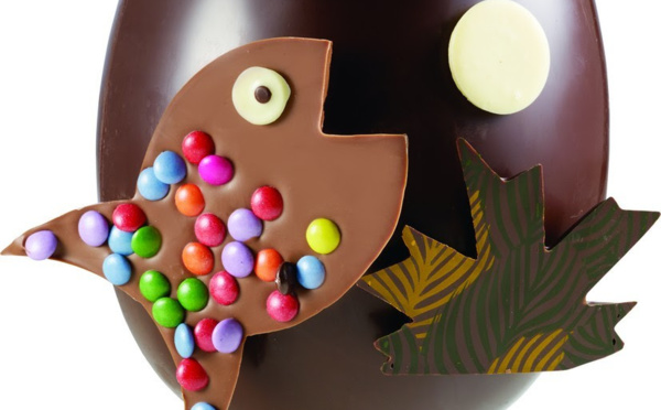 Réauté Chocolat et Trianon - L'imaginaire de l'enfance à l'honneur pour Pâques