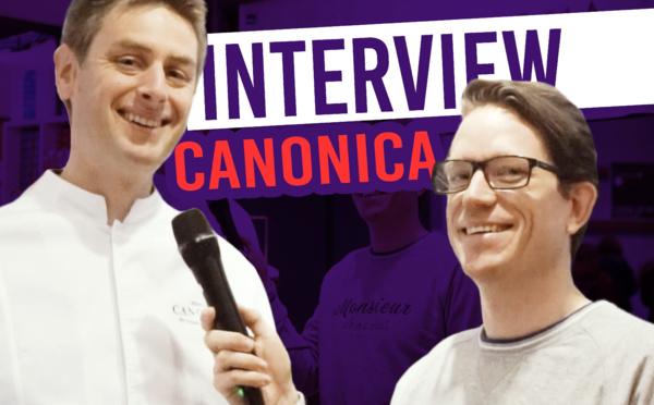 [VIDEO] Une dégustation avec Canonica
