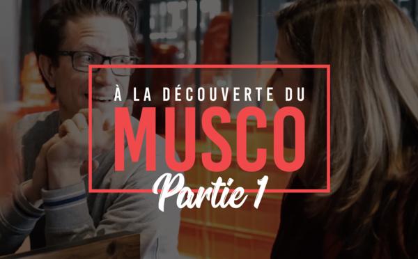 A la découverte du Musée MUSCO - partie 1