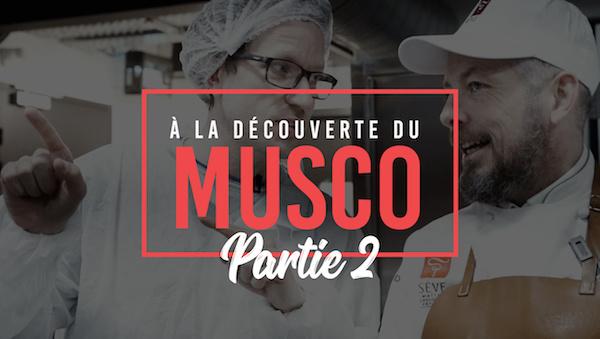 A la découverte du MUSCO - partie 2, Musée du Chocolat de Lyon