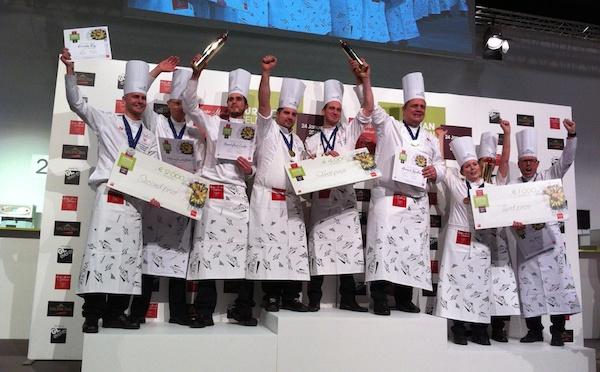 La Suède qualifiée pour la Coupe du Monde de Pâtisserie