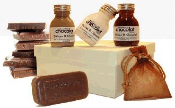 La chocolat-mania, pour une beauté à croquer