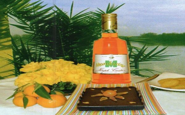 La Liqueur de Mandarine sur un Air de Chocolat de Joseph Cartron