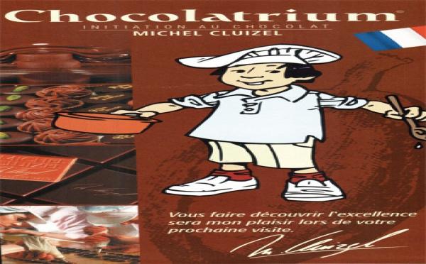 CHOCOLATRIUM - Initiation au chocolat, Michel Cluizel