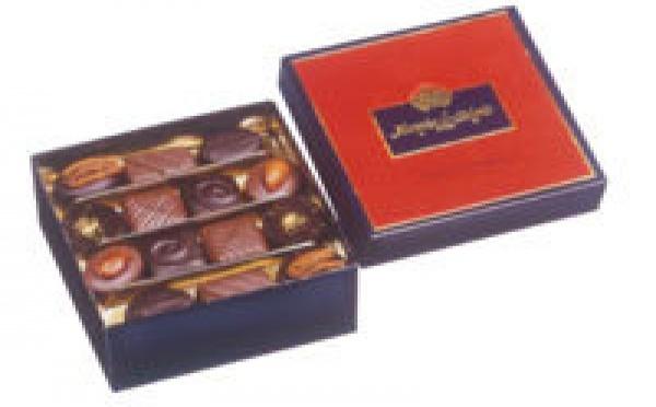 Créations exquises, La nouvelle ligne de chocolats pralinés Marquise de Sévigné
