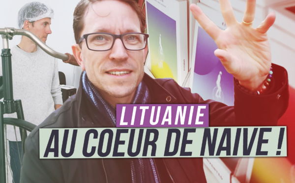 [VIDEO] Lituanie: au coeur de Naive!