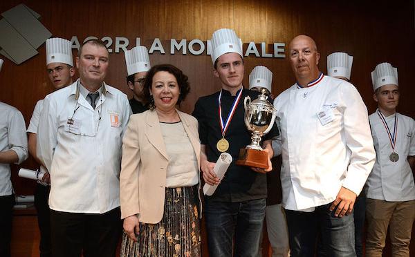 13e Coupe de France des jeunes Chocolatiers Confiseurs, un grand défi à relever !