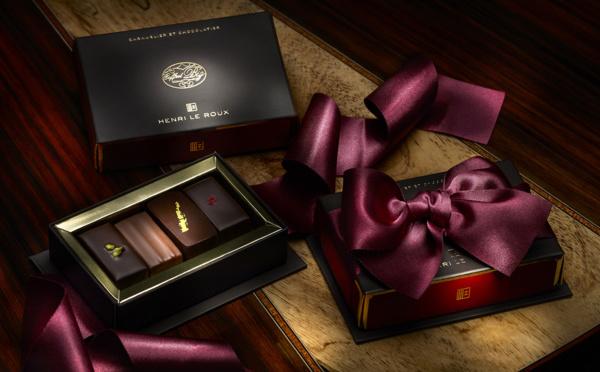 La Maison LeRoux : LA référence en matière de goût-chocolat.