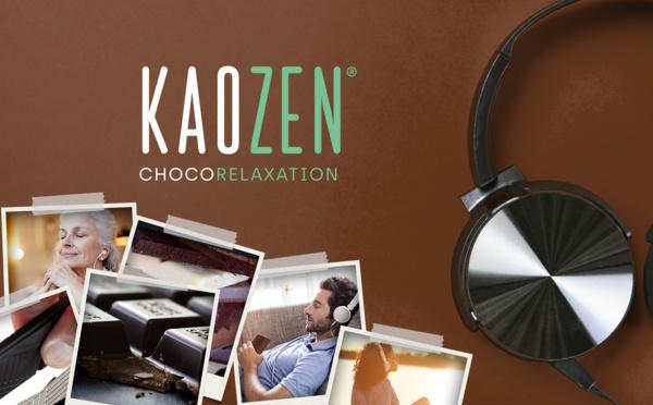 Kaozen, la relaxation chocolatée