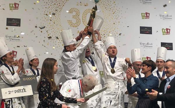 Coupe du Monde de la pâtisserie 2019 : de grandes émotions !