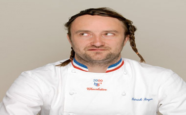 Chocolatier Patrick Roger