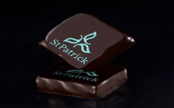 Le chocolat « Saint Patrick »