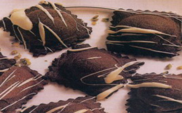 Les raviolis chocolat