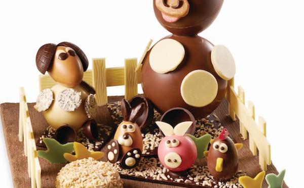 La Maison Mazet et Réauté Chocolat enchantent Pâques