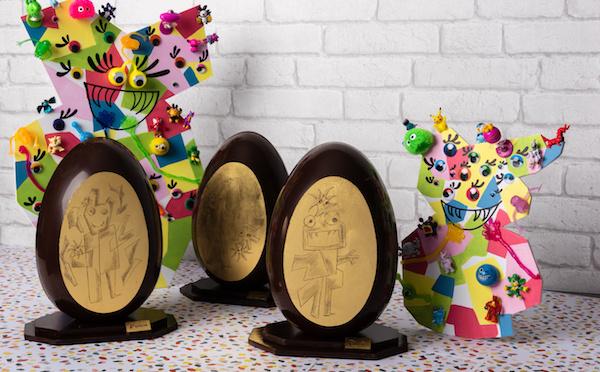 Les chocolatiers s'invitent à la table de Pâques…