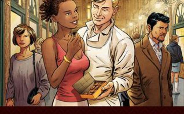 [LIVRE] Le Maître Chocolatier par Corbeyran Gourdon